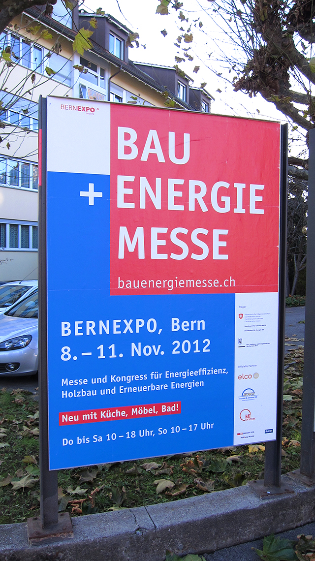 640 Messe F4 Poster