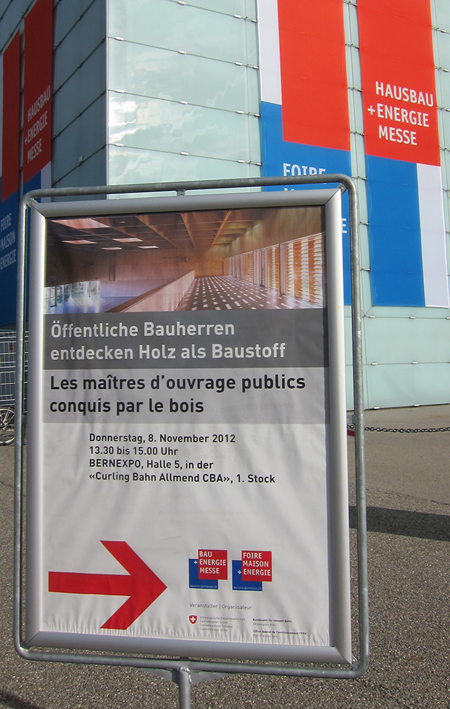 640 Messe Poster