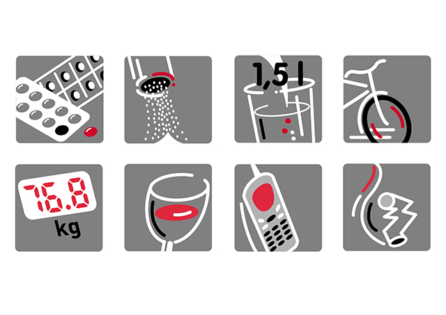 Icons Insuffizienz