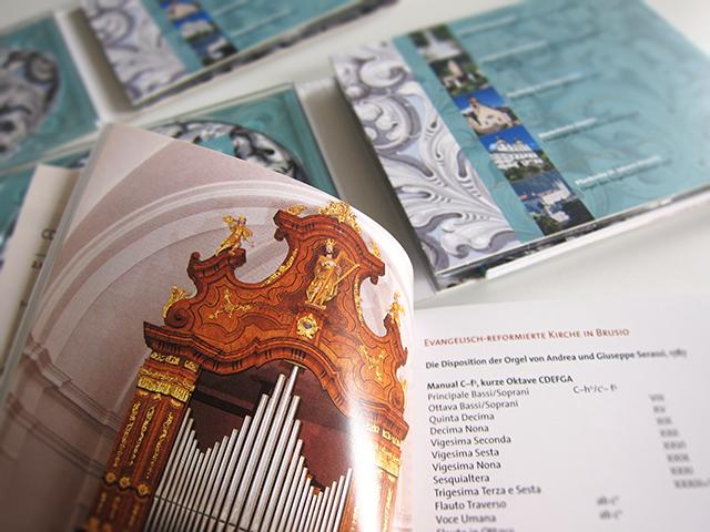 CD-Orgelbüchlein