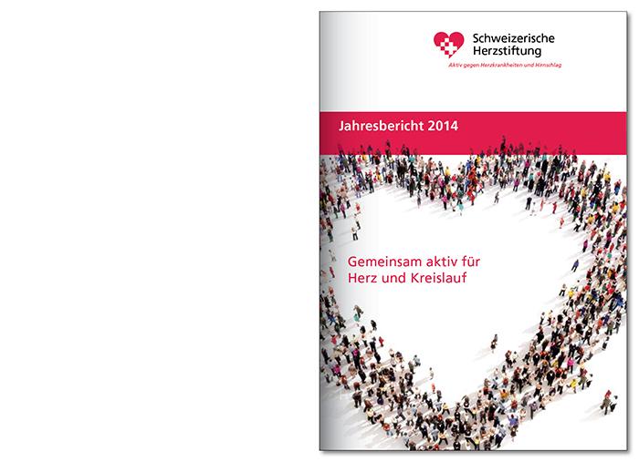 Herz Jahresbericht 2014