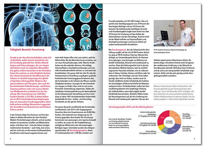 Herz Jahresbericht 20143
