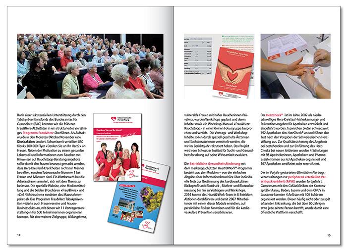 Herz Jahresbericht 20145