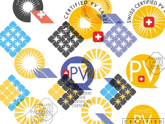 Skizzen zu PV Label