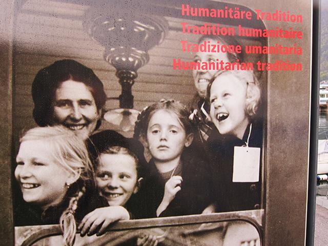 ASO Poster rotes kreuz